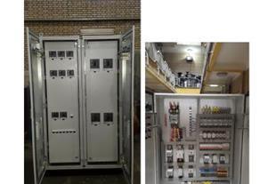 ساخت و راه اندازی تابلو برق صنعتی