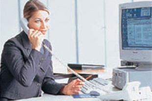 استخدام کارمند اداری با روابط عمومی بالا