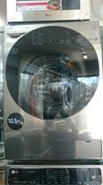 ماشین لباسشویی 10.5 کیلویی الجی FH4G1JCHK6N