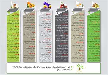 پخش دانه روغنی و روغن خوراکی درمانی - 1