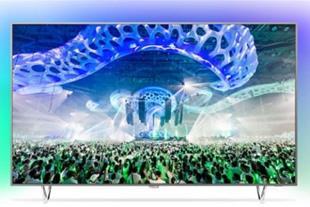 تلویزیون هوشمند فیلیپس 4K ULTRA HD SMART