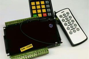 ریموت کنترل و گیرنده 12 کانال