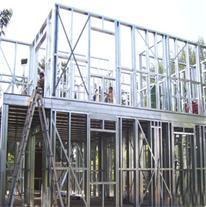 طراحی و اجرای ساختمان ها با مصالح نوین به روش LSF