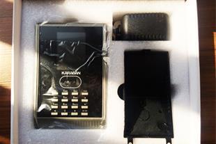 دستگاه حضور و غیاب تشخیص چهره کارابان مدل KTA-610