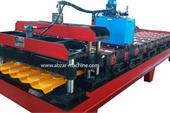 فروش ماشین آلات تولید ورق کرکره شیروانی