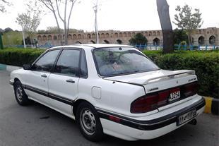 فروش ماشین میتسوبیشی گالانت