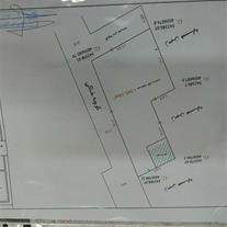 فروش یا معاوضه زمین 350 متری با مجوز ساخت