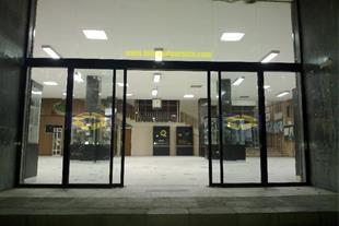 فروش انواع درب های اتوماتیک