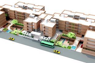 پیش فروش آپارتمان در آران و بیدگل