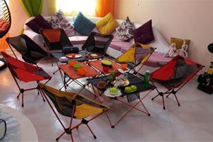 فروش صندلی و میز تاشو