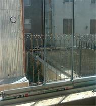 اجرای سقف متحرک - سقف متحرک شیشه ای