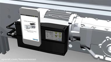 موتورهای هوشمند lenze محصول کشور آلمان- رادین صنعت - 1