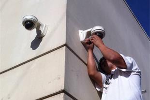 استخدام نیرو در نصب دوربین مداربسته و شبکه