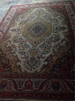 فرش تبریز دستبافت اصیل قدیمی(آنتیک) بالای 40 سال
