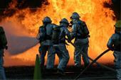 تولید لوازم ایمنی آتشنشانی و ترافیکی