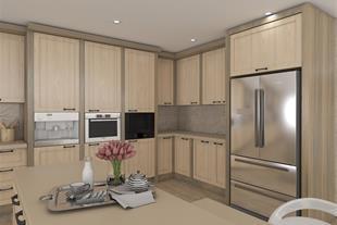 آموزش طراحی کابینت آشپزخانه با 3DMAX _ VRAY