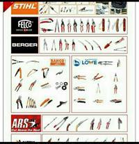 فروش ابزار آلات و ادوات باغبانی و کشاورزی
