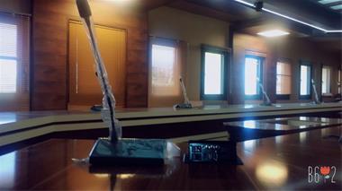 دوربین های تحت شبکه KDT و تجهیزات سالن کنفرانس LEM - 1