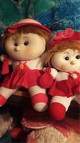 خریدار  عروسک دختر جنگلی