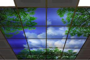 نصب آسمان مجازی و فیبر نوری در قزوین