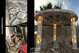 معماری داخلی تالار ، رستوران و باغ رستوران