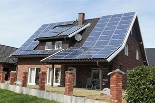 سیستم برق خورشیدی