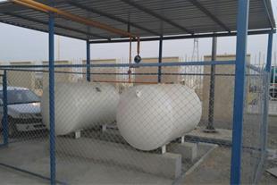 تعمیرات مخازن و تانک حمل گاز مایع