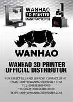 فروش چاپگر سه بعدی وانهائو