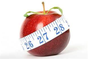 لاغری با ورزش و برنامه غذا