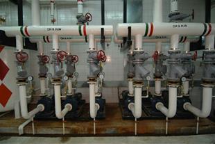 اجرا تاسیسات مکانیکی و برقی ساختمان