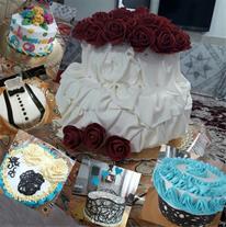 آموزش کیک و دکور کیک