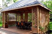 ساخت کلبه خانگی