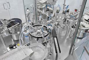 تولید و راه اندازی ماشین آلات صنعتی