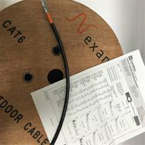 کابل شبکه مسی و فیبر نوری نگزنس NEXANS
