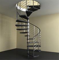 طراحی و اجرای پله های پیش ساخته
