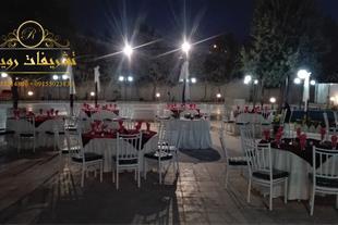 برگزاری مراسم - اجرای موزیک - کرایه لوازم و ظروف