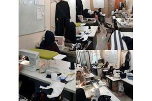 آموزشگاه طراحی و دوخت لباس