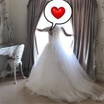 لباس عروس سایز 38