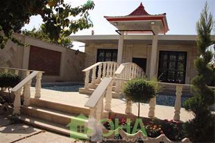 750 متر باغ ویلا در ملارد منطقه لم آباد