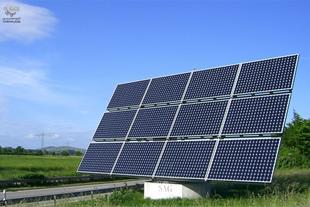 طراحی و احداث نیروگاه خورشیدی