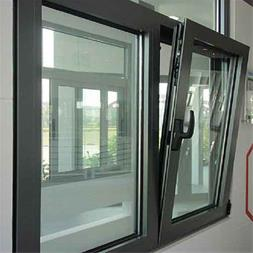 پنجره دوجداره آلومینیوم ترمال بریک در اهواز - 1