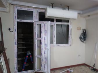 فروش و نصب درب و پنجره دو جداره در اهواز - 1