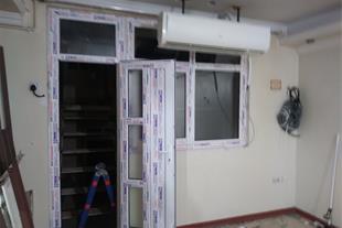 فروش و نصب درب و پنجره دو جداره در اهواز