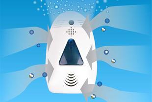 دستگاه رفع کننده بوی نامطبوع از سرویس بهداشتی