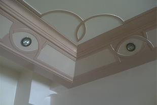 انجام خدمات نقاشی ساختمان ، پتینه کاری مولتی کالر