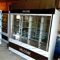 تولید یخچال و فریزر مغازه