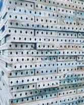 خریدار قالب های فلزی بتن ( فقط دست دوم )
