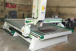 دستگاه CNC چوب و MDF مدل IA400W