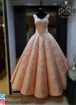 مزون لباس عروس مزونیک
