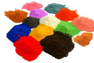 خدمات رنگ پودری کوره ای الکترواستاتیک